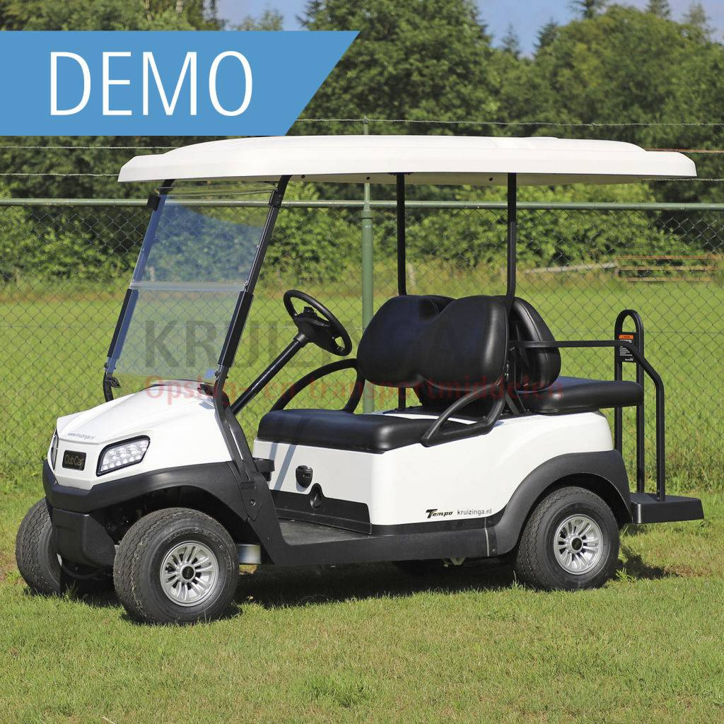 Used Club Car Tempo Golf Carts Year 2018 For Sale