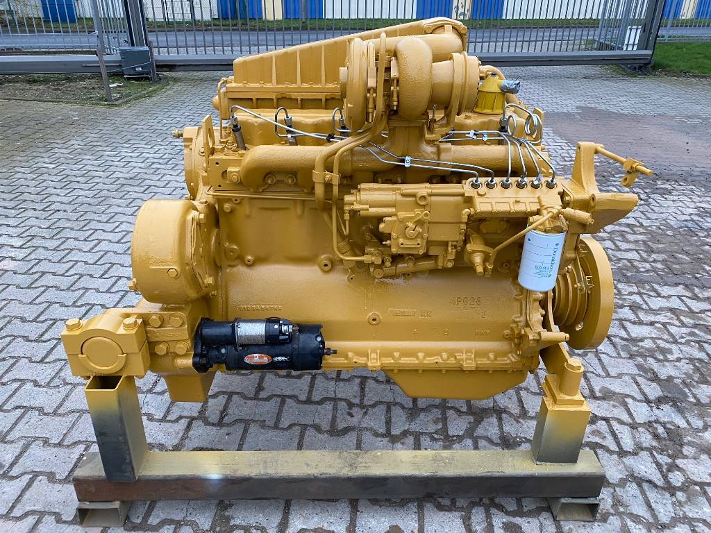 Caterpillar 3306 D ITA engine 08Z series