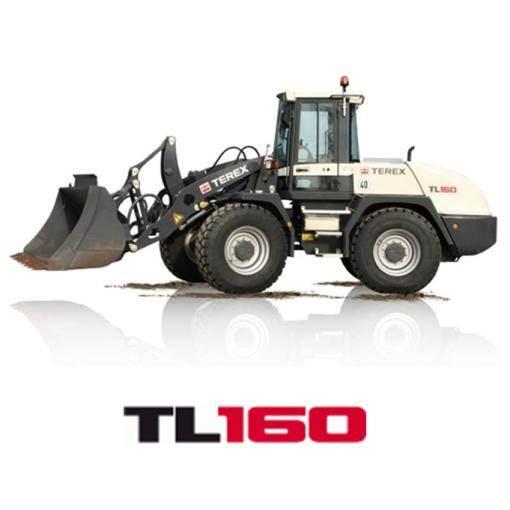 Terex TL160 Speeder (New)