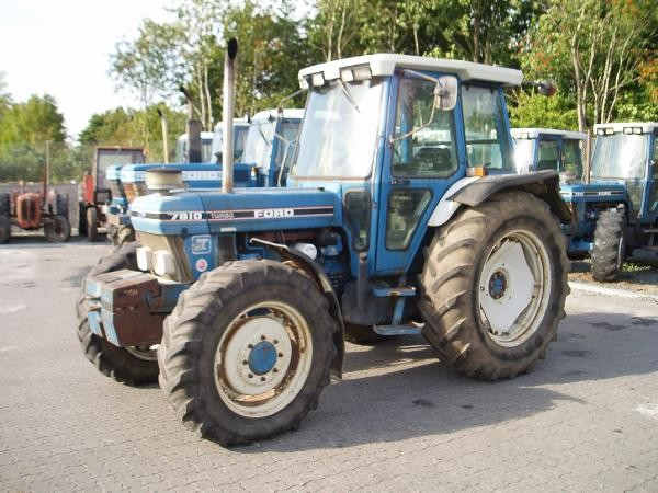 Ford 7810 Tractor : Used ford tractors year for sale mascus usa