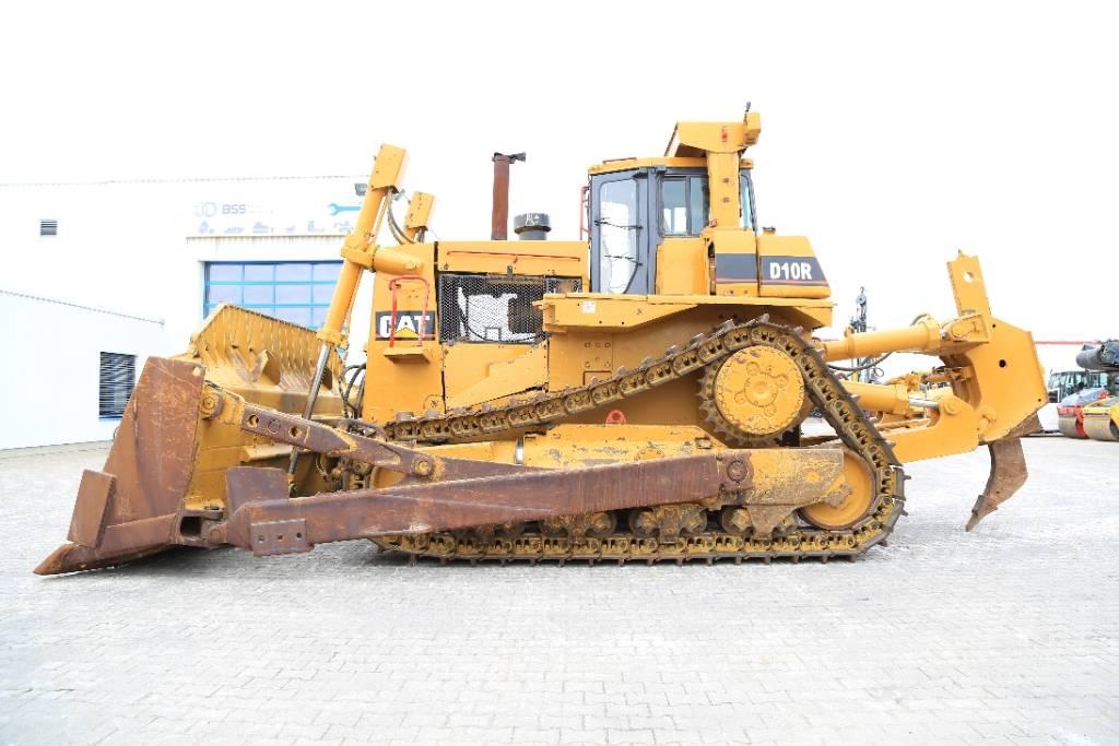 Used Caterpillar D10 R Dozers Year 1997 Price 159 435