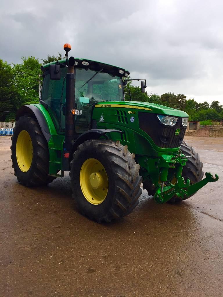John Deere Tractors Product : John deere r shrewsbury shropshire tractors year of