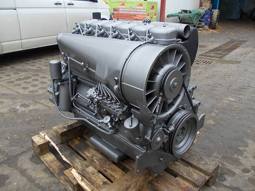 Used deutz f6l912 engines price 2 381 for sale mascus usa for Deutz motor for sale