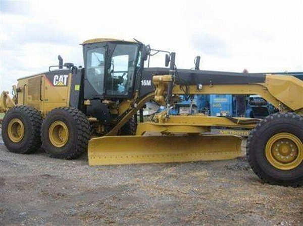 Used Caterpillar 16m Motor Graders Year 2009 Price