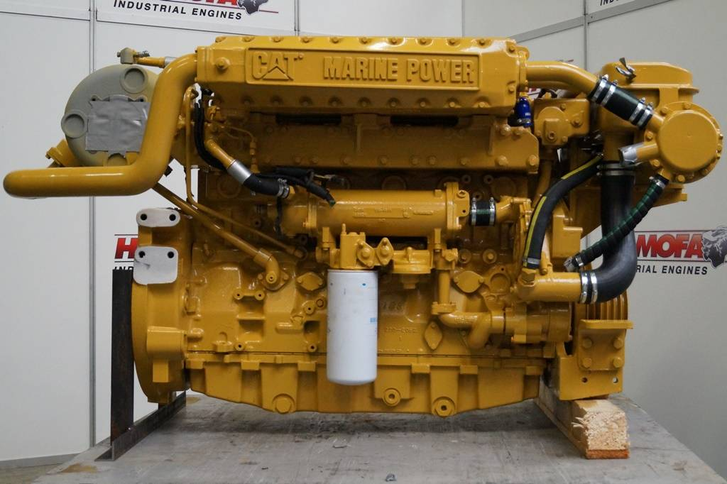 Used Caterpillar -c12 engines Year: 2012 for sale - Mascus USA