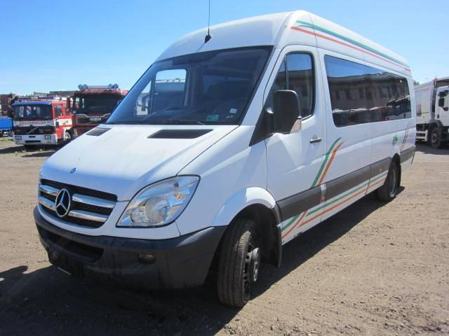 mercedes benz 518cdi sprinter minibusse gebraucht kaufen. Black Bedroom Furniture Sets. Home Design Ideas