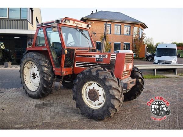 fiat 100 90dt preis baujahr 1988 gebrauchte traktoren gebraucht kaufen und. Black Bedroom Furniture Sets. Home Design Ideas