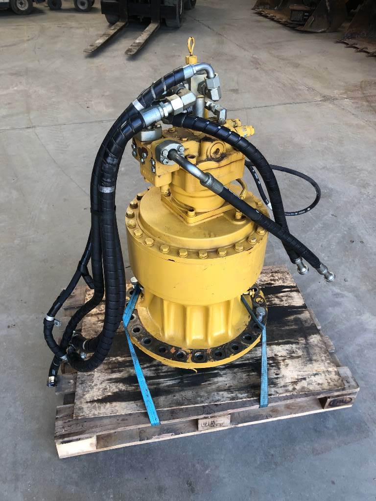 Caterpillar swing drive with motor 336D OEM: 2003372 / 3332959