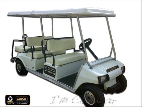 Club Car Golf Carts: Used Club Car -villager-6-electric-6-seats Golf Carts Year