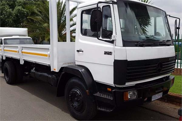 Mercedes benz 1414 other trucks year of mnftr 1997 price for Mercedes benz 950