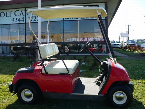 Used Yamaha G19e Electric Golf Car Carts Year 2001 Price Us 2 835 For Mascus Usa
