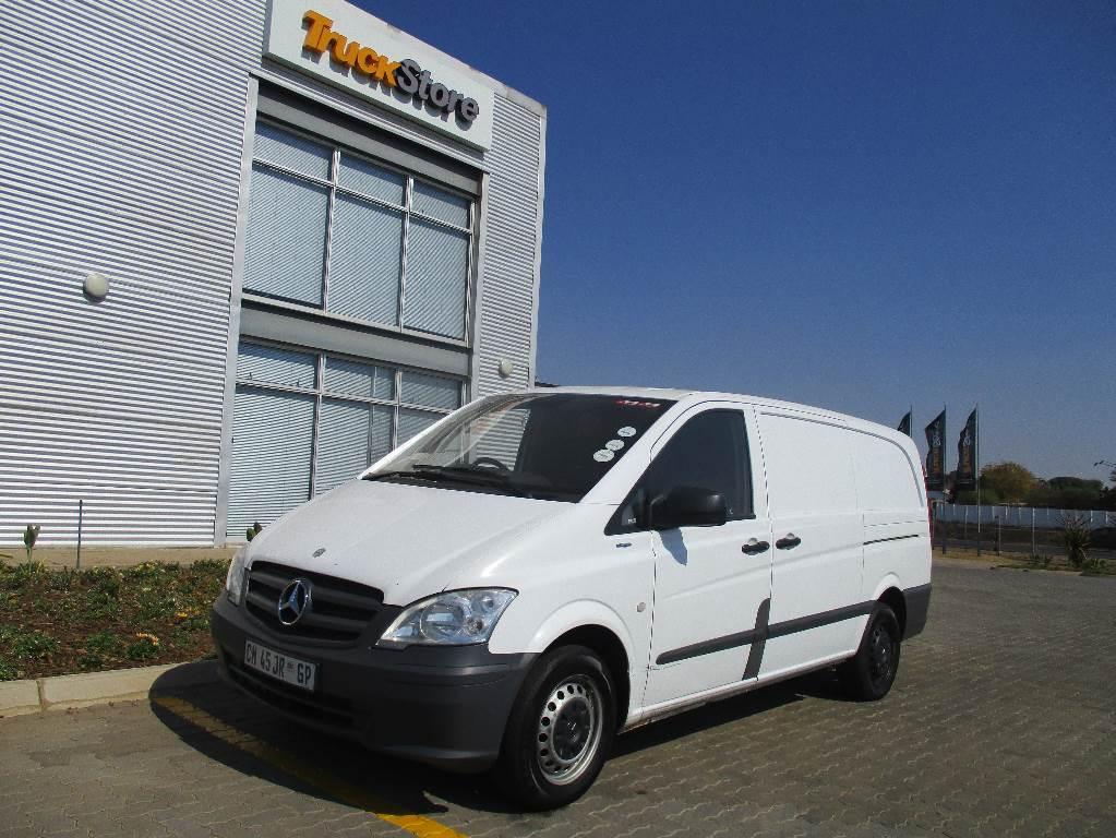 Mercedes benz vito 116cdi panel van panel vans price for Mercedes benz minivan price