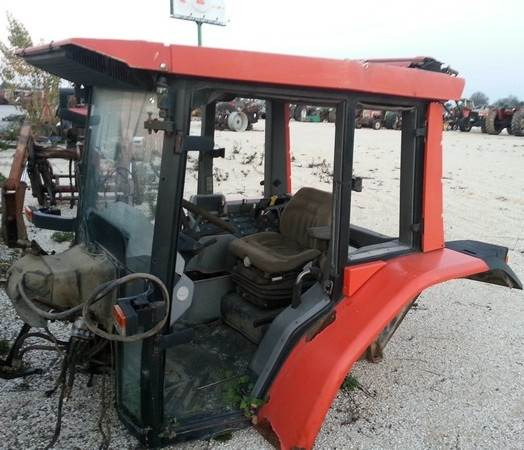 Used Cabine Tractor Same Forestry Cabin For Sale Mascus Usa
