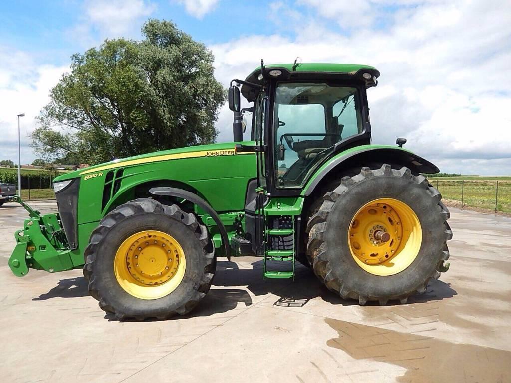 john deere 8310r baujahr 2012 gebrauchte traktoren. Black Bedroom Furniture Sets. Home Design Ideas
