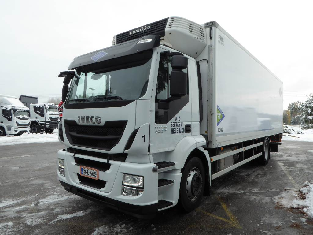 iveco stralis ad190 occasion prix 80 000 ann e d 39 immatriculation 2014 camion. Black Bedroom Furniture Sets. Home Design Ideas