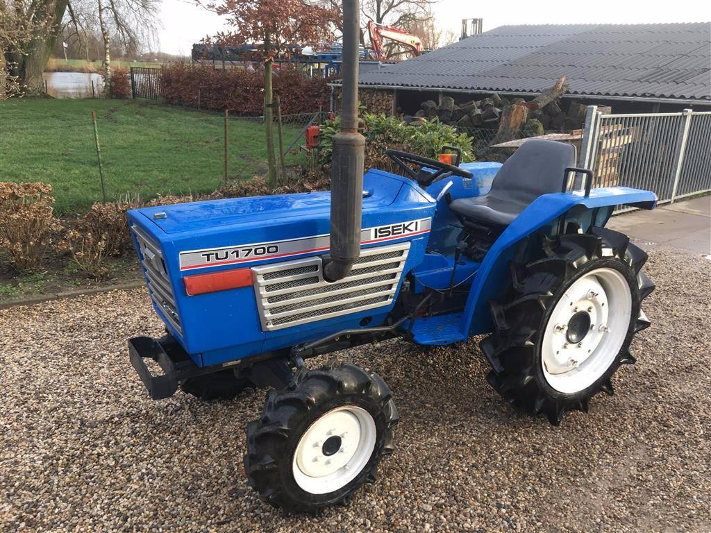 mini traktor gebraucht kaufen