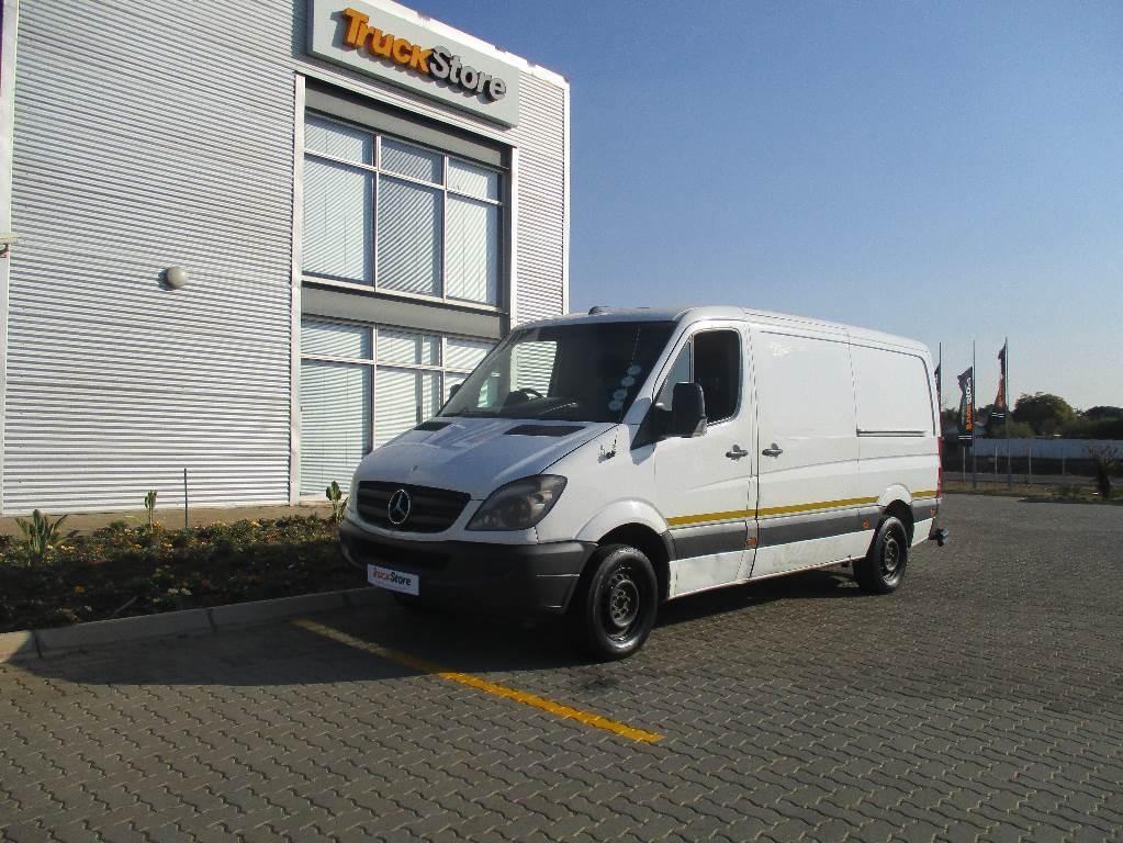 Used mercedes benz sprinter 315cdi panel van panel vans for Used mercedes benz sprinter van for sale
