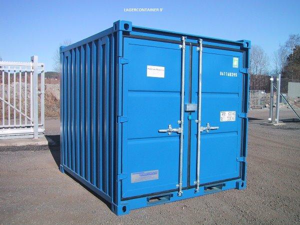 containex 8 39 lager container baujahr 2017 lagerbeh lter gebraucht kaufen und verkaufen bei. Black Bedroom Furniture Sets. Home Design Ideas