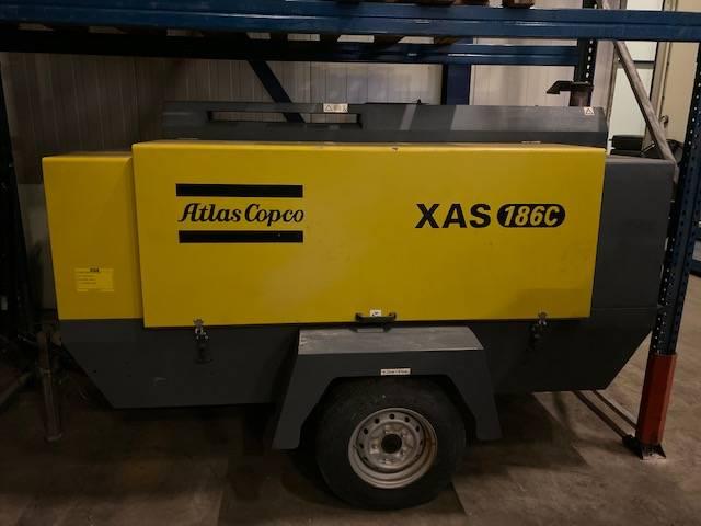 Atlas Copco XAS 186
