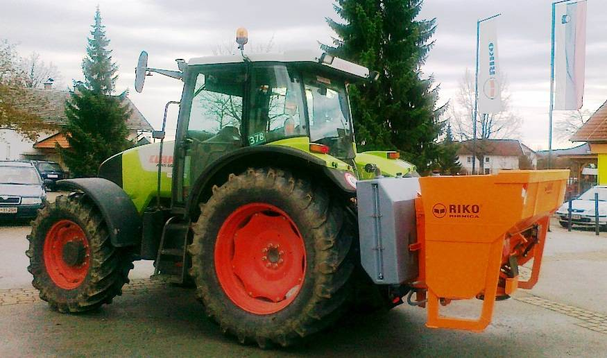 Sand Spreaders For Tractors : Used riko tp snk sand and salt spreaders year