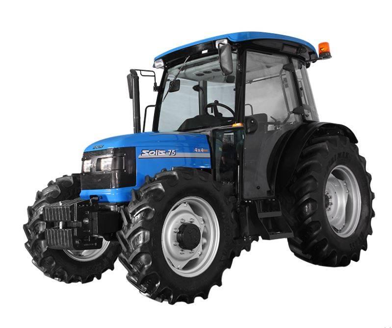 solis 75 gebrauchte traktoren gebraucht kaufen und. Black Bedroom Furniture Sets. Home Design Ideas