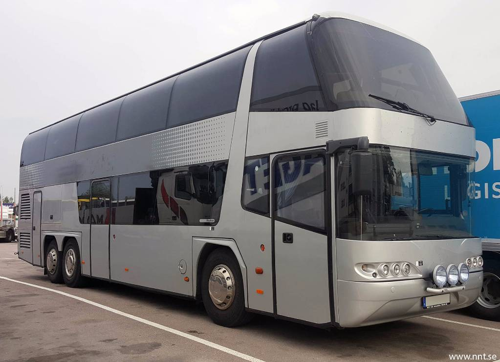 Used Neoplan N1122 3c Skyliner Coach Year 2007 For Sale