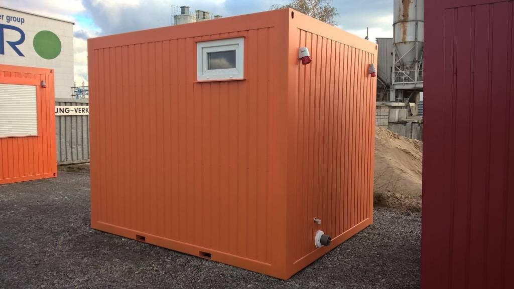 Atlas cottbus sanit rcontainer occasion prix 5 900 for Prix des containers