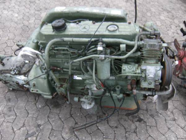 Used mercedes benz om366 om 366 engines year 1993 for for Used mercedes benz engine