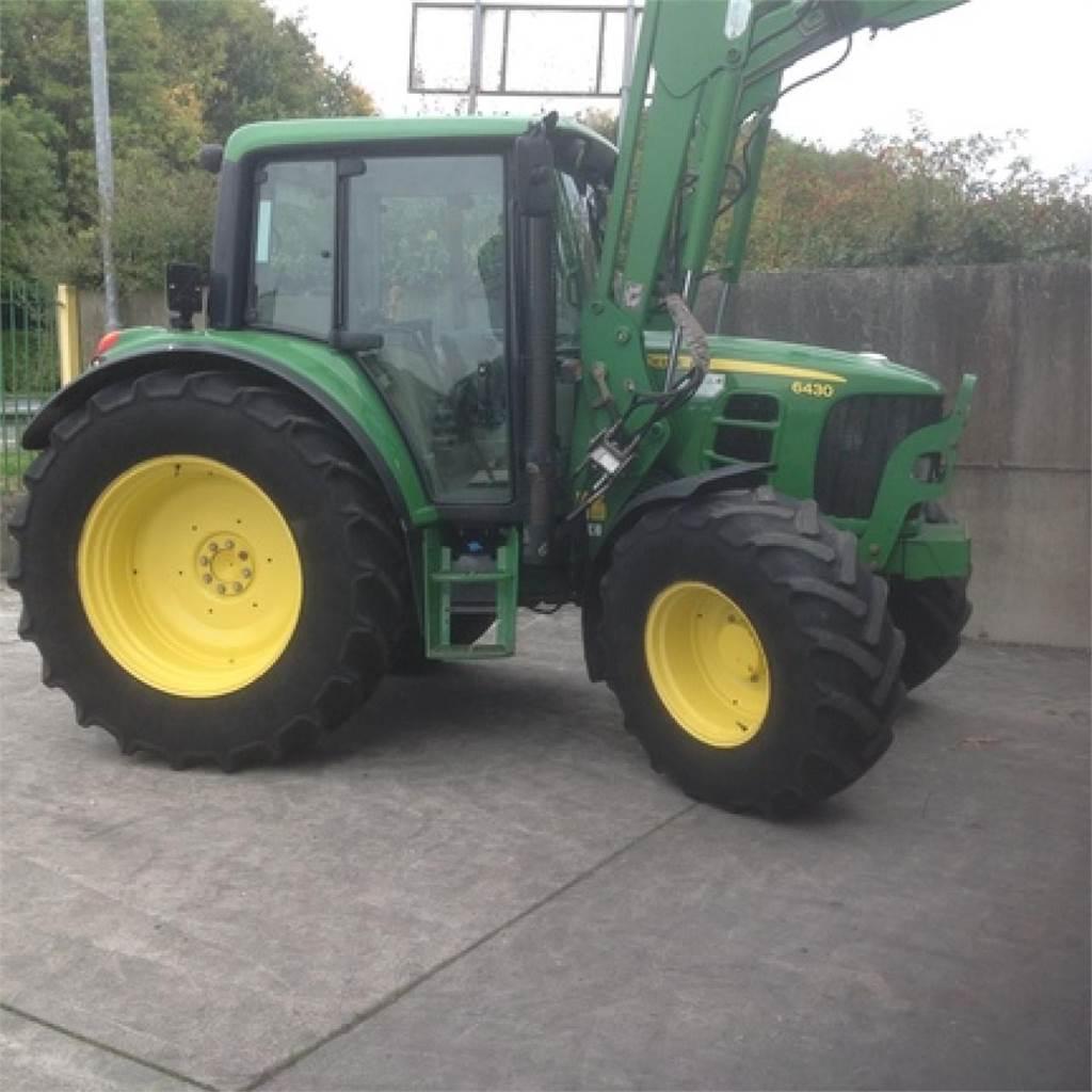 john deere 6430 preis baujahr 2012 gebrauchte traktoren gebraucht kaufen und. Black Bedroom Furniture Sets. Home Design Ideas