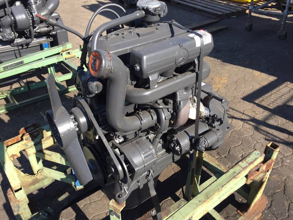Used mercedes benz om364a om 364 a engines year 2008 for Used mercedes benz engine