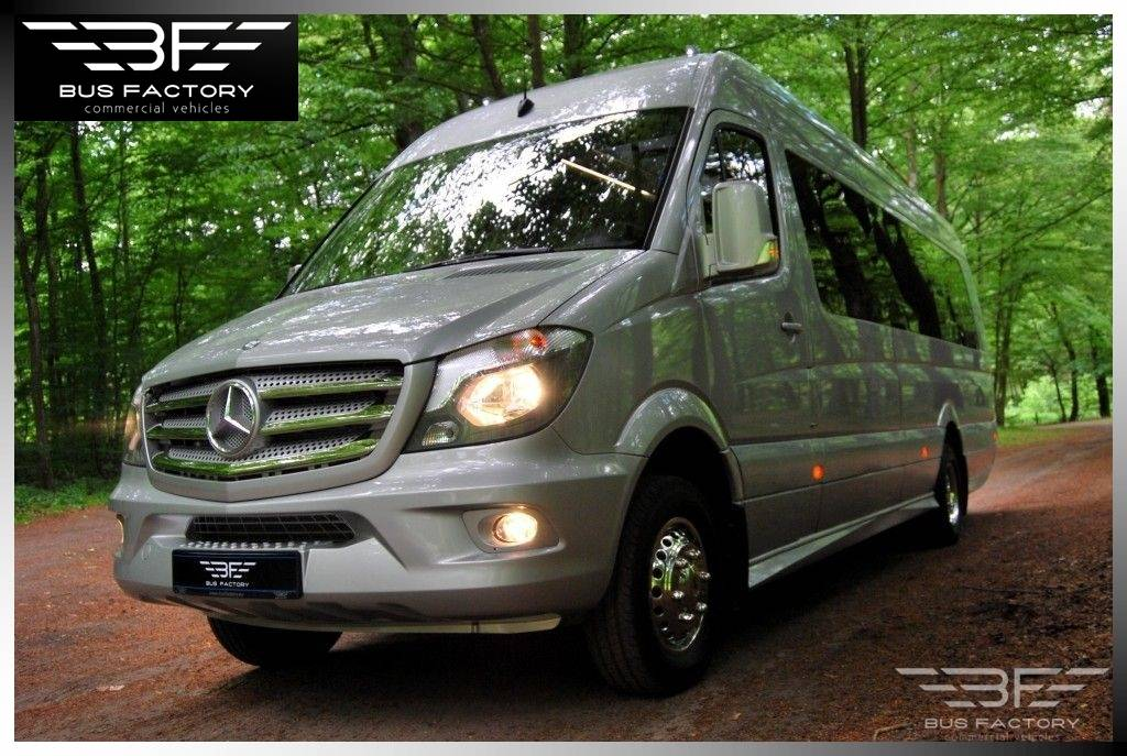 Used mercedes benz sprinter 519 xxl tourist line 23 1 for Mercedes benz in usa for sale
