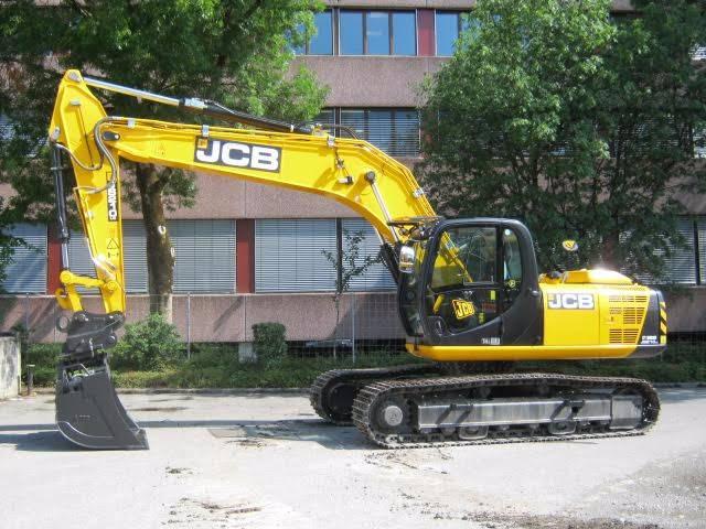 Used Jcb Js 210 Crawler Excavators Year  2014 Price
