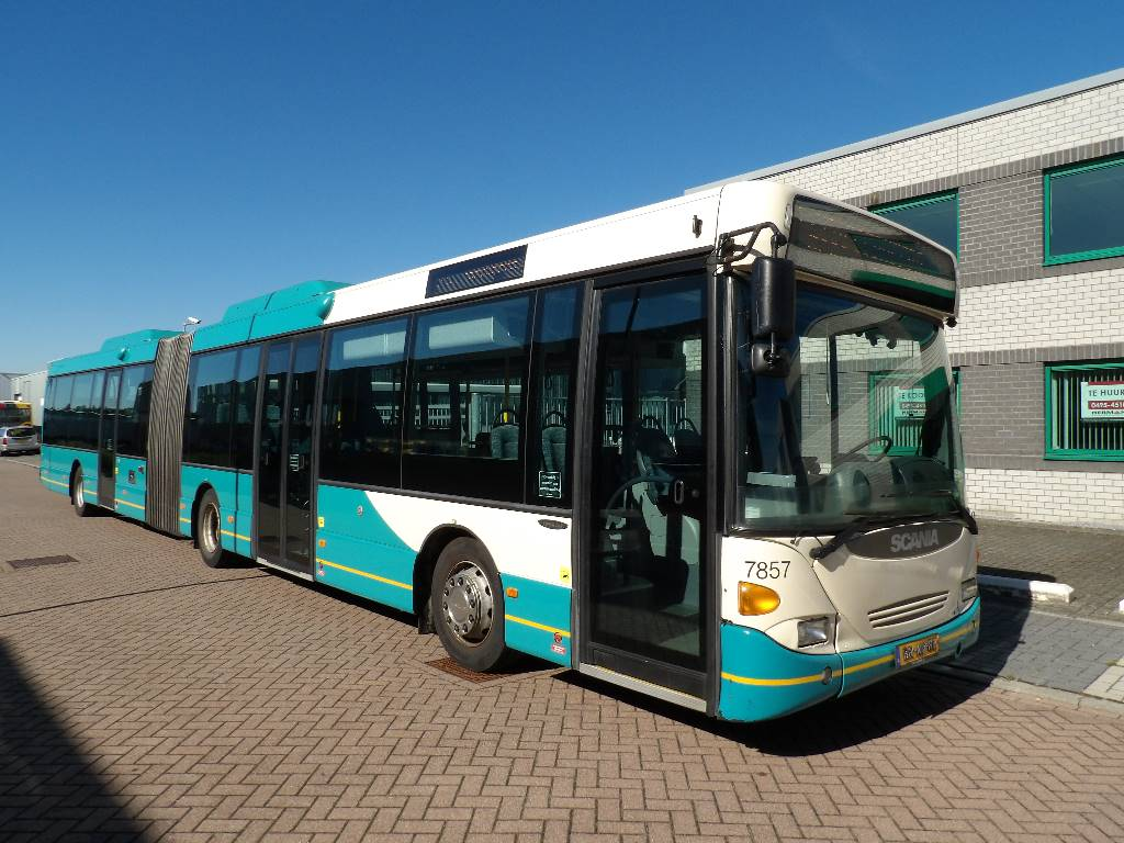 Used Scania Omnilink Met Airconditioning City Bus Year