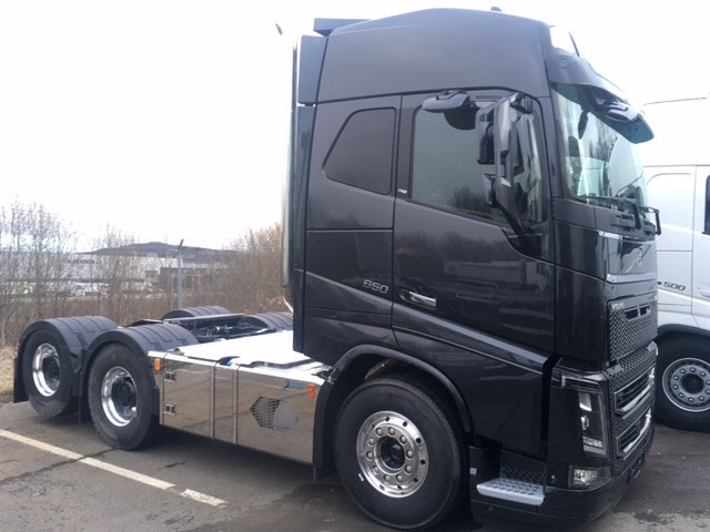 Used Volvo FH 650 6X4 tractor Units Year: 2018 Price: $195,264 for sale - Mascus USA