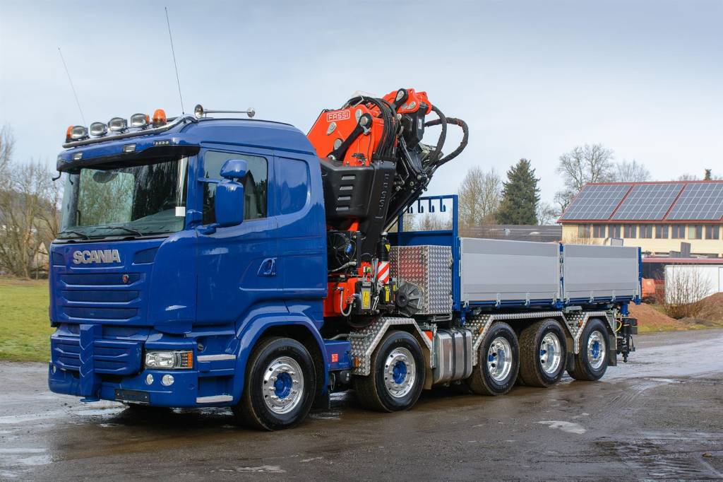 Scania r 490 til salgs 2018 i 74722 buchen tyskland for Buchen 74722