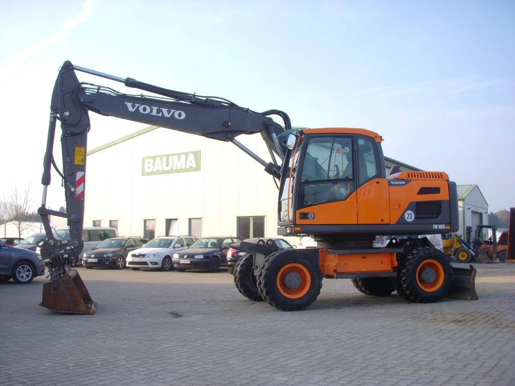 Volvo EW 160 D (12000815)