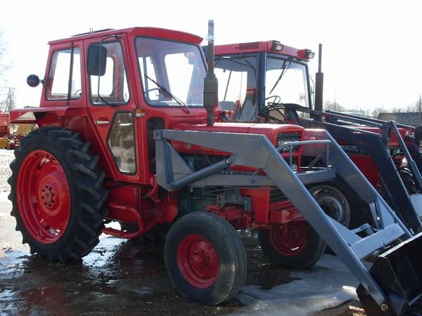 Volvo BM 500 til salg, Pris: kr. 56.907, Årgang: 1978 - Brugte Volvo BM 500 Brugte traktorer ...
