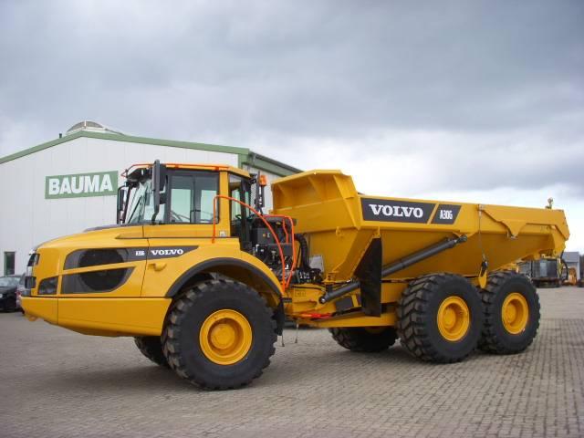 Volvo A 30 G (12000498) MIETE RENTAL