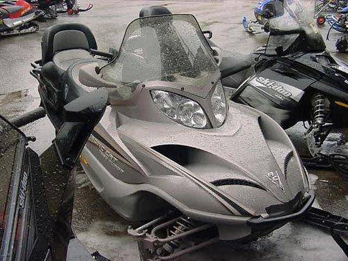 Used Arctic Cat T660 Turbo Touring 2004 Snowmobiles Year  2004 Price   5 268 For Sale