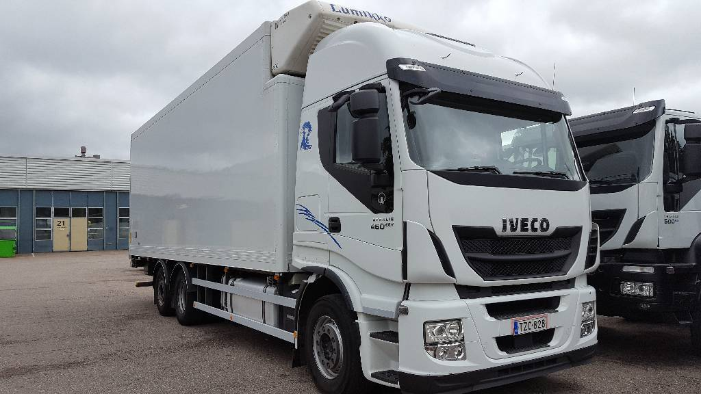 iveco stralis as260s46fs occasion prix 42 000 ann e d 39 immatriculation 2013 camion. Black Bedroom Furniture Sets. Home Design Ideas