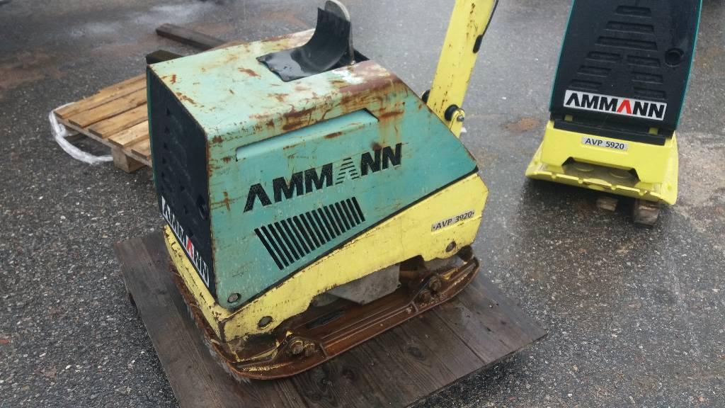 ammann avp3920 occasion prix 2 100 ann e d 39 immatriculation 2009 plaque vibrante ammann. Black Bedroom Furniture Sets. Home Design Ideas
