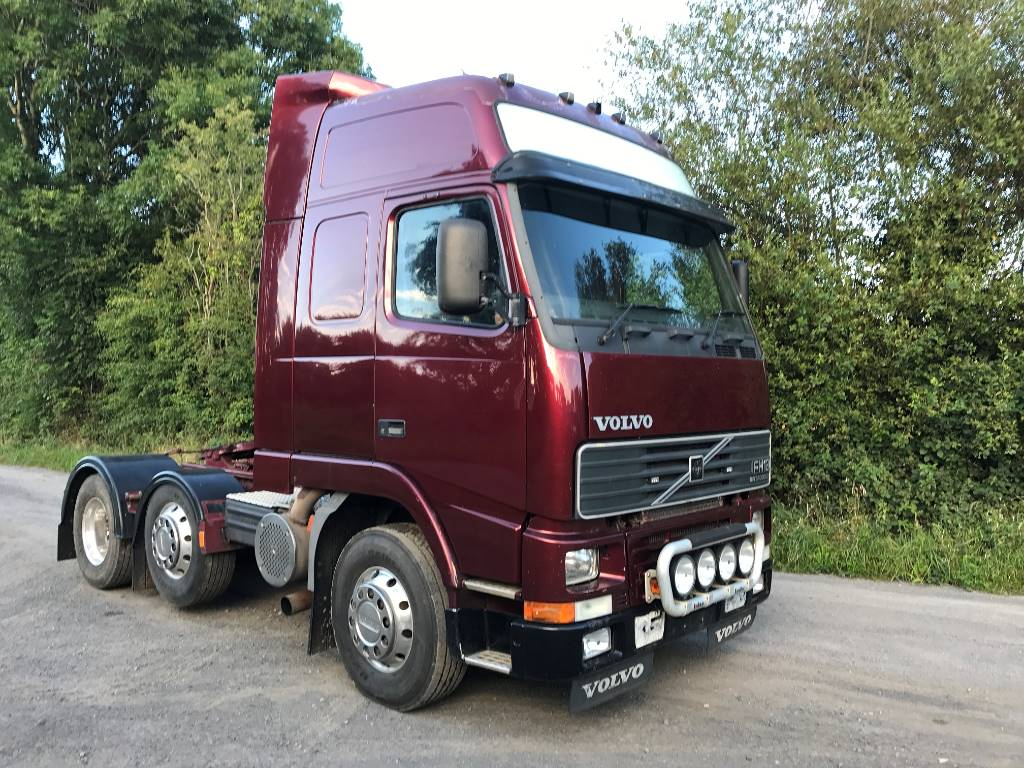 Volvo fh12/420 Tractor Units, Price: £10,250, Year of manufacture: 1998 - Mascus UK