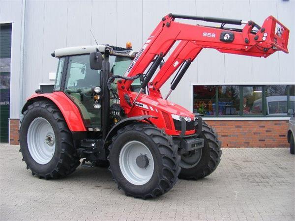 massey ferguson 5613 efficient dyna year 2014 tractors id 62811506 mascus usa