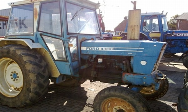 Ford 5600 Tractor : Used ford tractors year for sale mascus usa