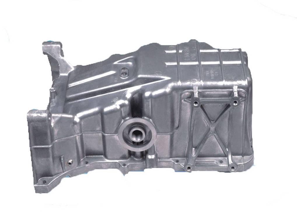 Used Cummins Isf2 8 Engine Oil Pan 5302027 Engines Year
