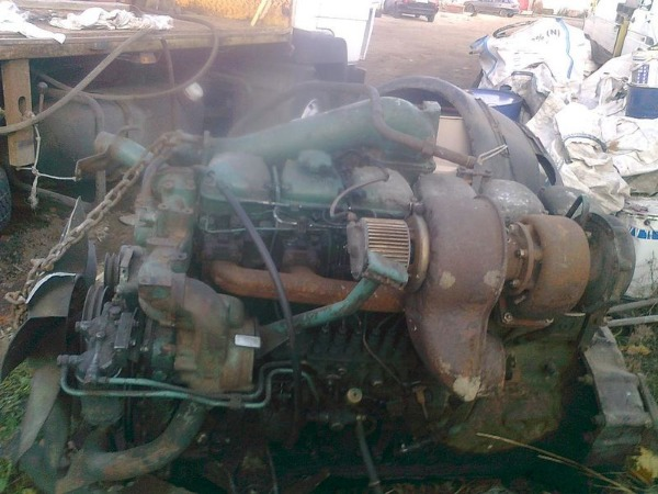 Used volvo fl7 fl10 td102 engines year 1997 for sale for Volvo motors for sale