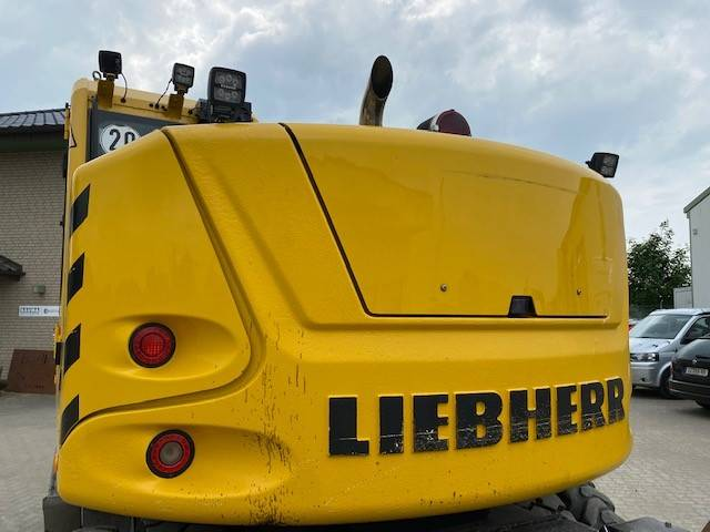 Liebherr A 922 Rail Litronic (12001647)