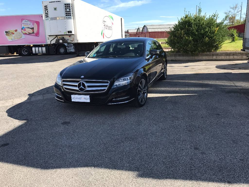 used mercedes benz cls 220 shooting brake cars year 2014 price 28 603 for sale mascus usa. Black Bedroom Furniture Sets. Home Design Ideas