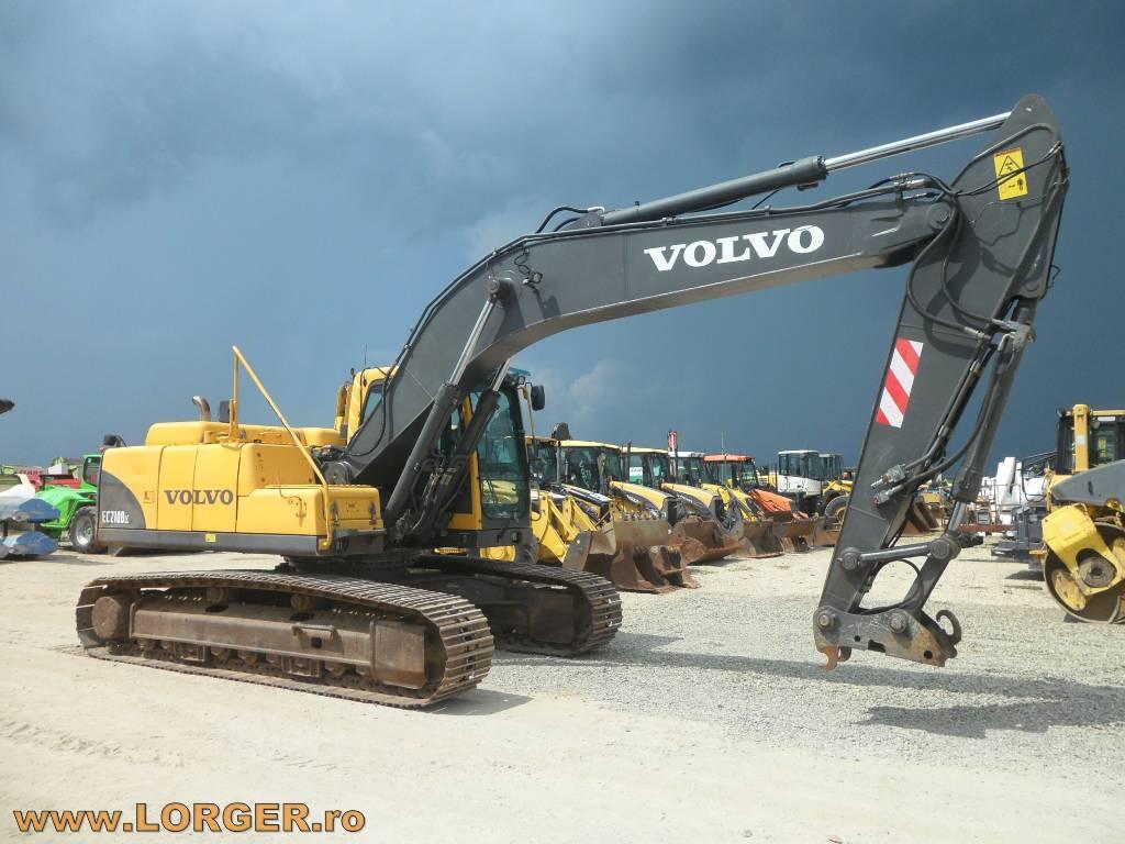 Used Volvo EC 210 B LC crawler excavators Year: 2006 Price: US$ 39,702 for sale - Mascus USA