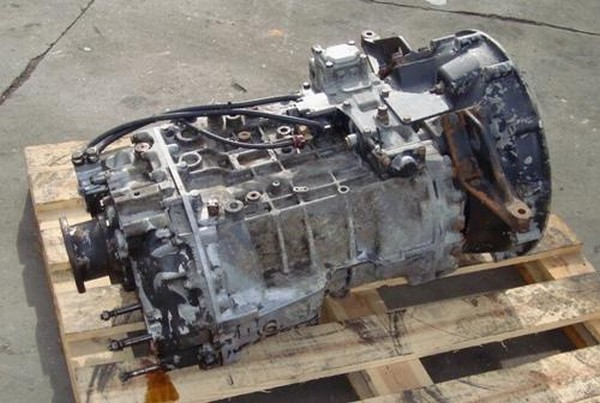 Mail Truck For Sale >> Used MAN ZF16S109 transmission for sale - Mascus USA